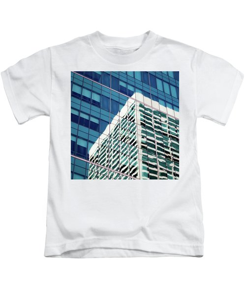 City Abstract Kids T-Shirt