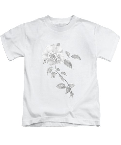 Climbing Rose II Kids T-Shirt