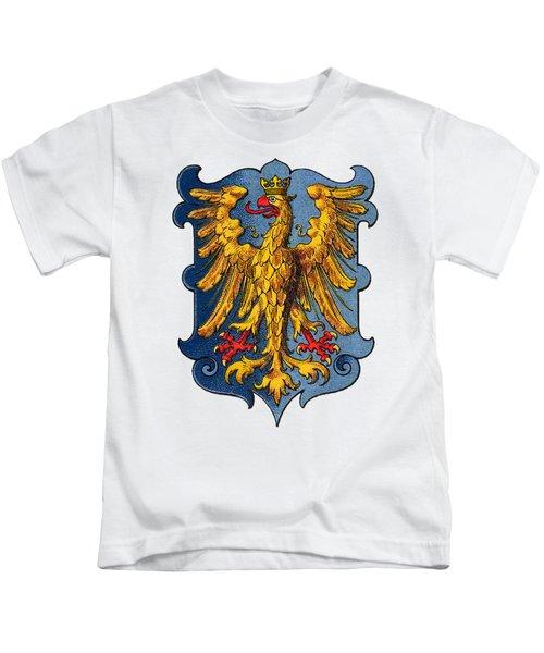 Coat Of Arms Of Friuli  Kids T-Shirt