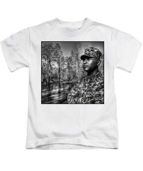 colonel Trimble 2 Kids T-Shirt