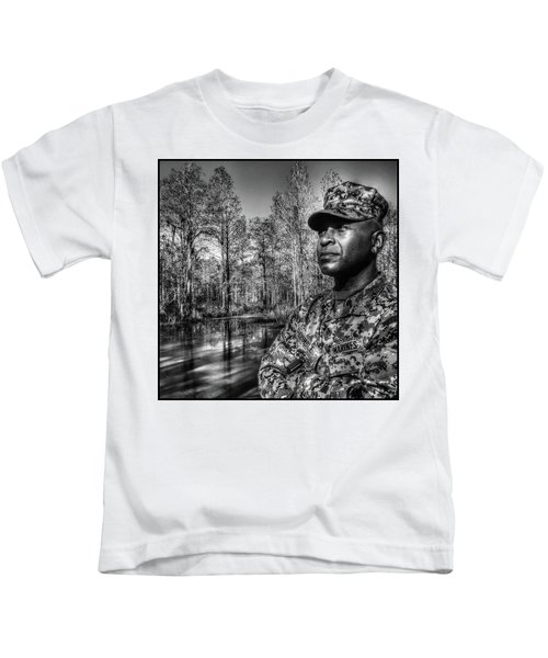 colonel Trimble 2 Kids T-Shirt