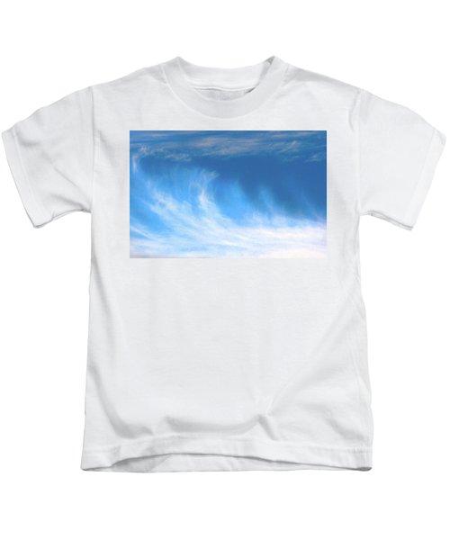 Colours. Blue Kids T-Shirt