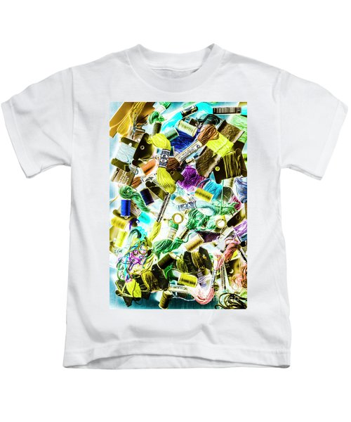 Crafted In Retro Kids T-Shirt
