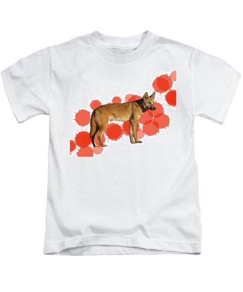 D Is For Dingo Kids T-Shirt