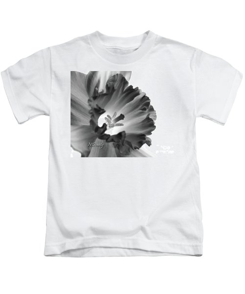 Daffodil Cornered Kids T-Shirt
