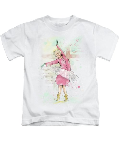 Dancing Queen Kids T-Shirt