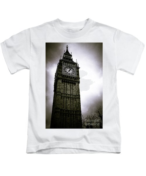 Dark Big Ben Kids T-Shirt