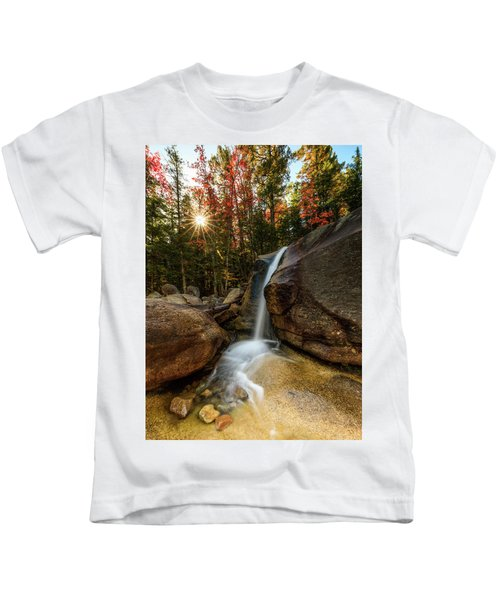 Diana's Baths Kids T-Shirt