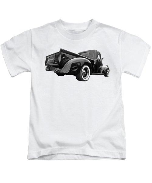 Dodge Truck 1947 Rear View Kids T-Shirt
