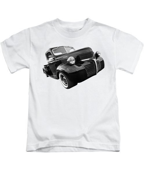 Dodge Truck 1947 Side View Kids T-Shirt