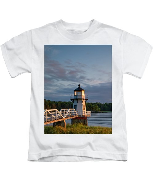 Doubling Point Light Kids T-Shirt