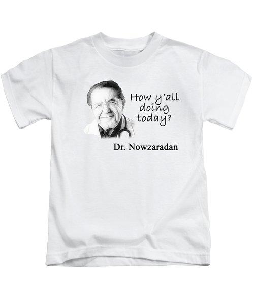 Dr. Now Kids T-Shirt