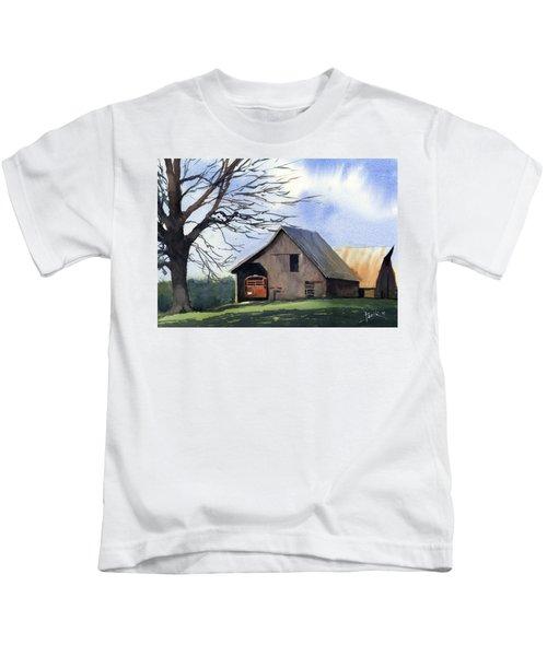 Early Light Kids T-Shirt