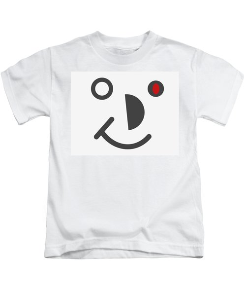 East Asia Red Eye Kids T-Shirt