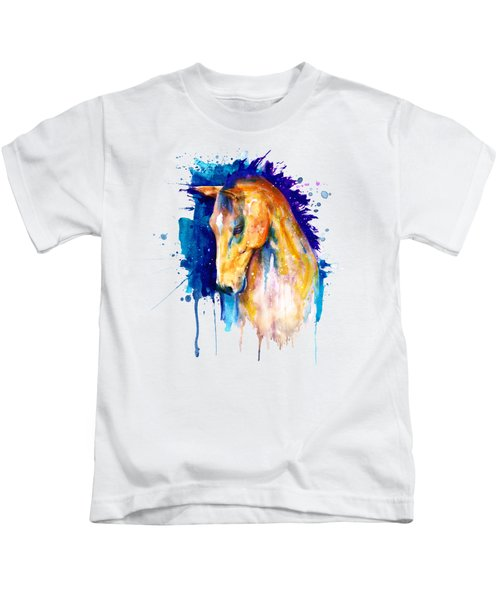 Equestrian Beauty Kids T-Shirt