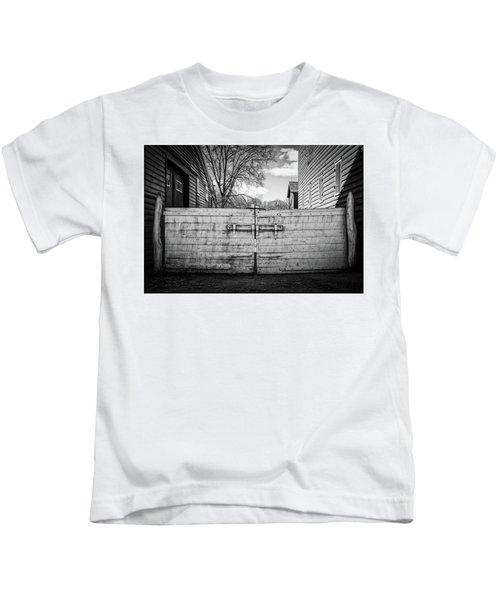 Farm Gate Kids T-Shirt