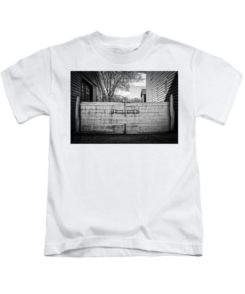 Farm Gate Kids T-Shirt