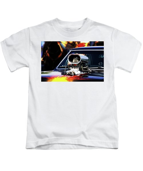 Flames To Go Kids T-Shirt