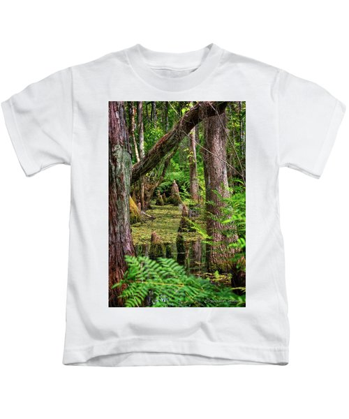 Florida Marsh Kids T-Shirt