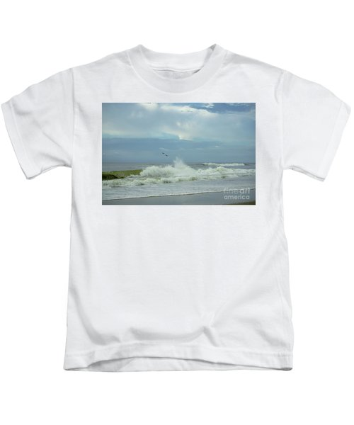 Fly Above The Surf Kids T-Shirt