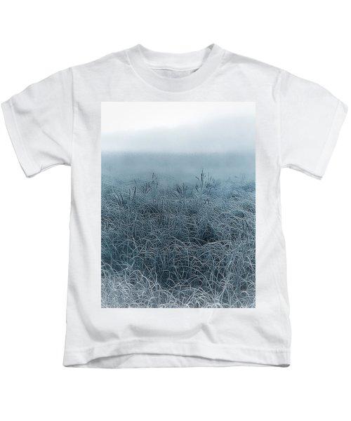 Frigid Morn Kids T-Shirt