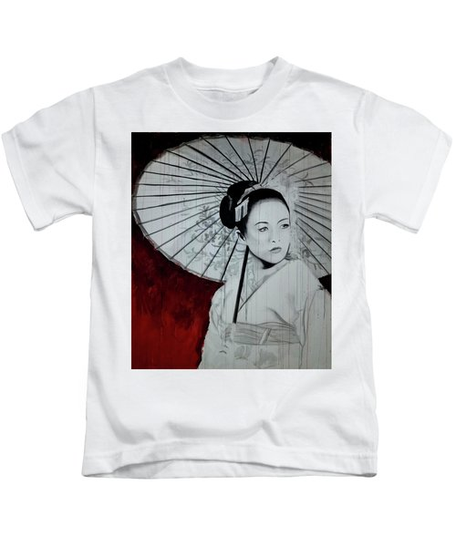 Geisha Kids T-Shirt