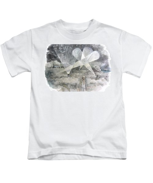 Ghostbusting The New Zealand Storm-petrel Kids T-Shirt
