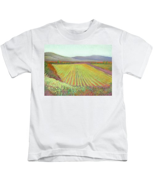 Gloria Ferrer Winery Kids T-Shirt