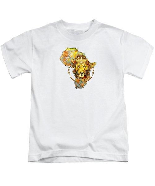 Glorious Heart Unit Kids T-Shirt