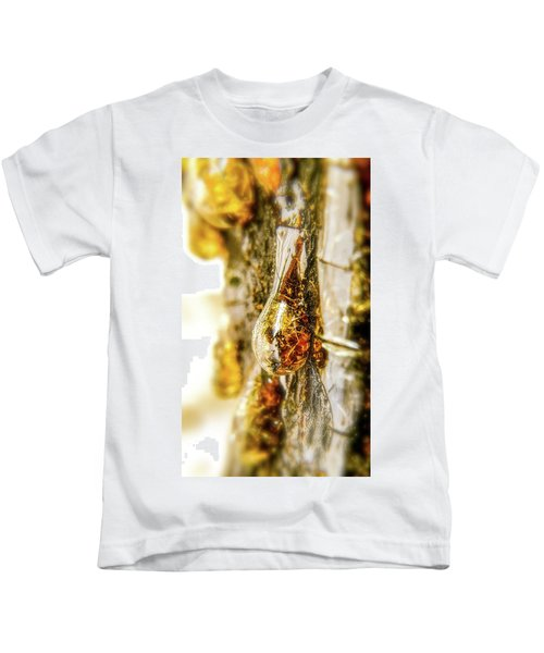 Golden Drop Kids T-Shirt