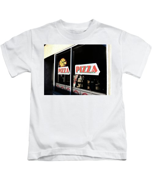 Hackensack, Nj -  Pizza Shop 2018 Kids T-Shirt