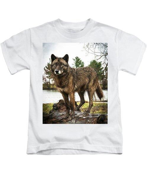 Handsome Niko Kids T-Shirt