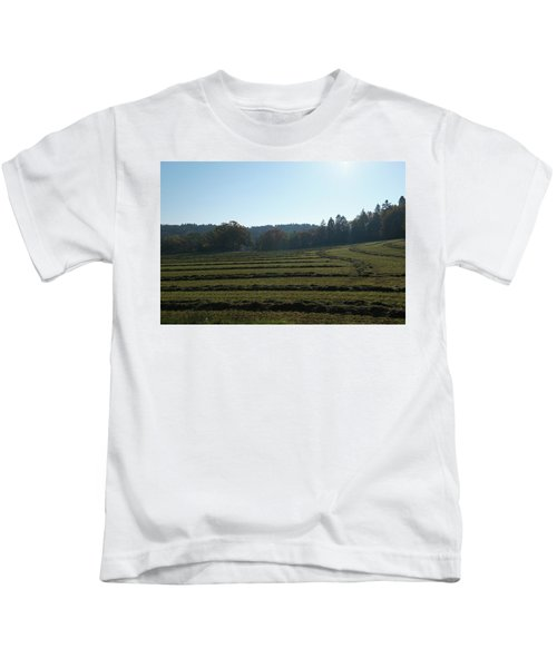 Haymaking Kids T-Shirt