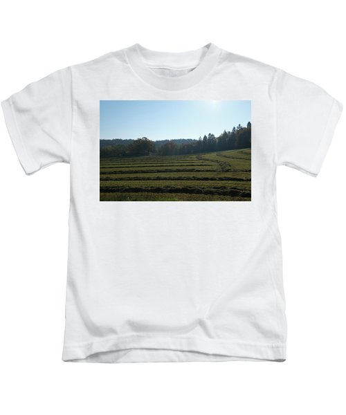 Haymaking Kids T-Shirt
