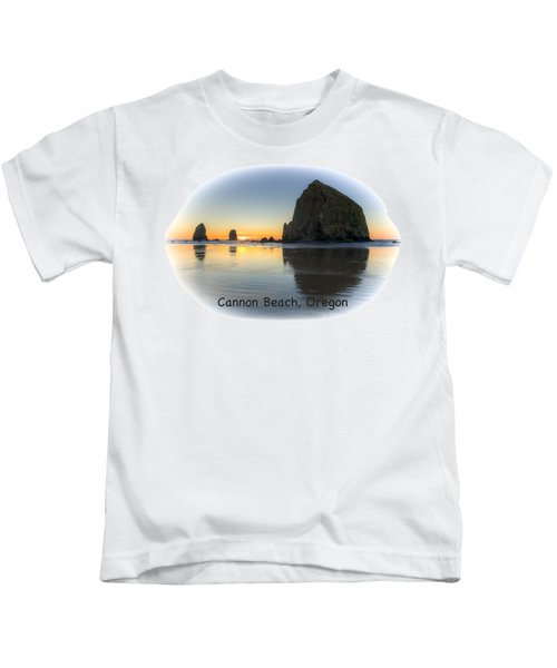 Haystack Reflections 0704-2 Kids T-Shirt