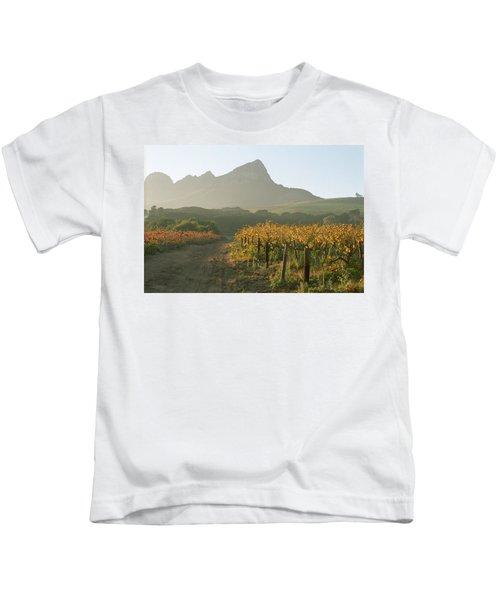 Helderburg Vineyard Kids T-Shirt