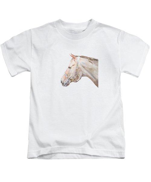 Horse Portrait I Kids T-Shirt