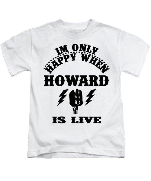Howard  Kids T-Shirt
