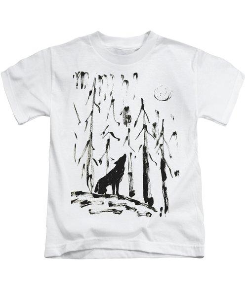 Howl #2 Kids T-Shirt