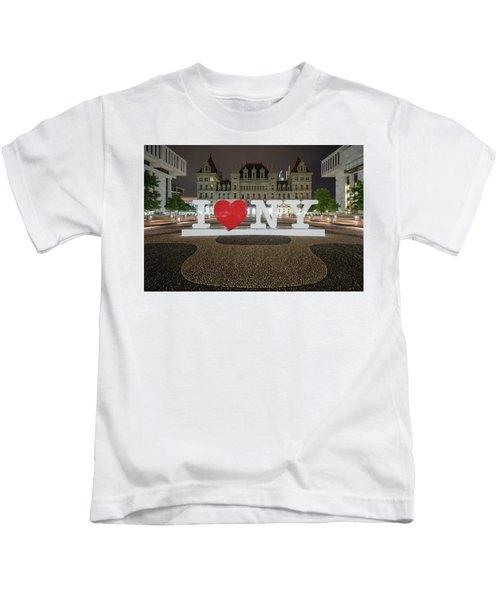 I Love Ny Kids T-Shirt