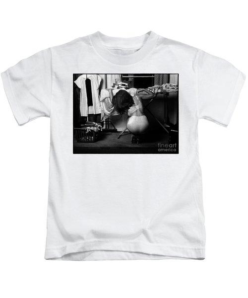I Nearly Saw God Kids T-Shirt
