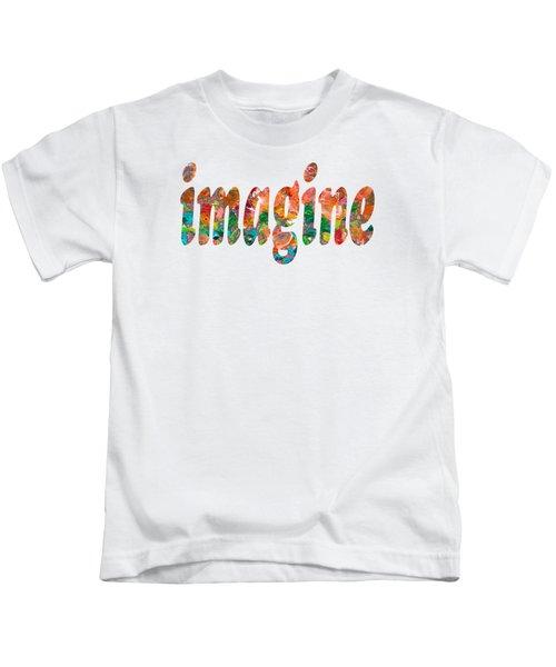 Imagine 1004 Kids T-Shirt