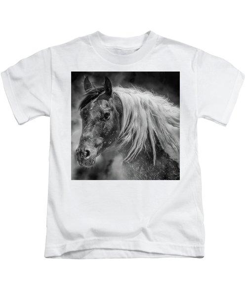 Into The Mist Kids T-Shirt