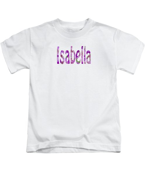 Isabella Kids T-Shirt