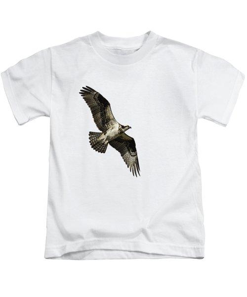 Isolated Osprey 2019-2 Kids T-Shirt