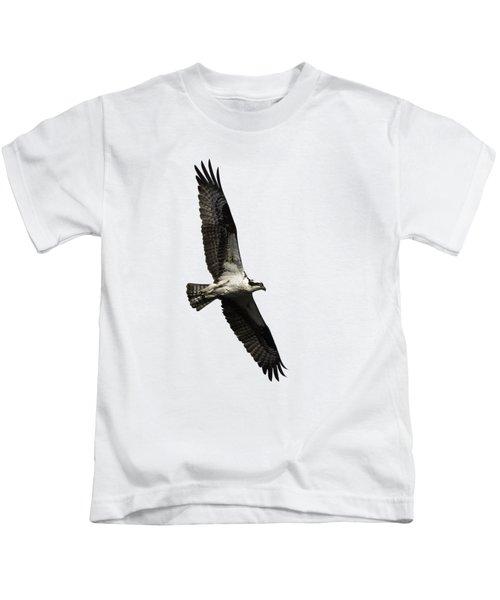 Isolated Osprey 2019-3 Kids T-Shirt