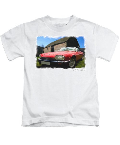 Jaguar Xjs - 1 Kids T-Shirt