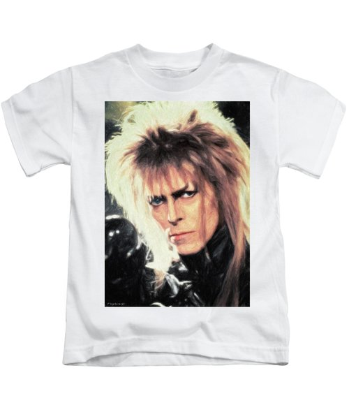 Jareth Kids T-Shirt