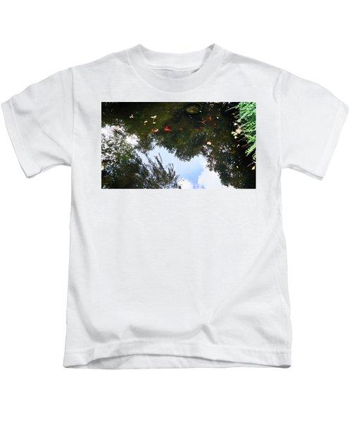 Jing An Park II Kids T-Shirt