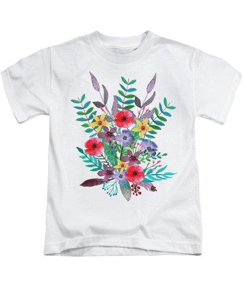 Just Flora I Kids T-Shirt